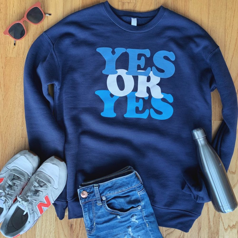 Yes or Yes by Le Sweat